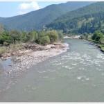 Underfit channel, R Bistrita, downstrem IM Dam (NRadoane)