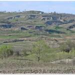 Landslide Seciurile, Rosia de Amaradia (S Boiengiu)