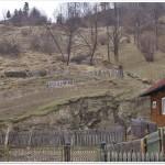 Landslide Buba, V Bistritei (N Radoane)
