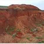 Red clayes – Vladaia, Balacita Piedmont(S Boiengiu)