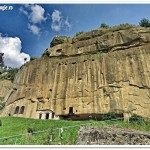 Corbii din Piatra, Arges, Gresia de Corbi, Oligocen (V.Ilinca)