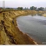 R Siret – lateral erosion (N.Radoane)