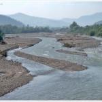 Suha Bucovineana, braided river (N.Radoane)