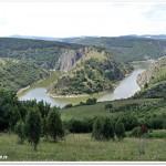 Uvac River, Serbia, valley meanders (C Canciu)