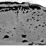 Large avalanche in Cirque Balea (M.Voiculescu)