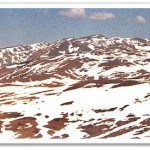 Cuesta landforms, Bucegi Mts (M. Voiculescu)