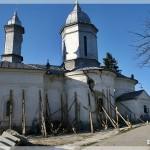 Landslide Ratesti Monastery (MMicu)