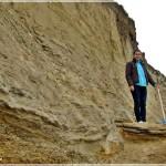 Subfossil trunk Liteni Raul Siret (Francisca)