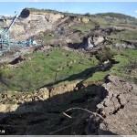 Alunu quarry front (Oltet)(M.Jurchescu)