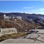 Landslides, Seciurile, Gorj (M.Jurchescu)