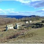 Protective measures_landslide Rosia de Amaradia (M. Jurchescu)