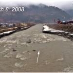 R.Bistrita, river channel deblocked (March 2008)(NRadoane)