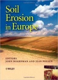 Soil Erosion in Europe Boardman J, Poesen J (editori) (2006)